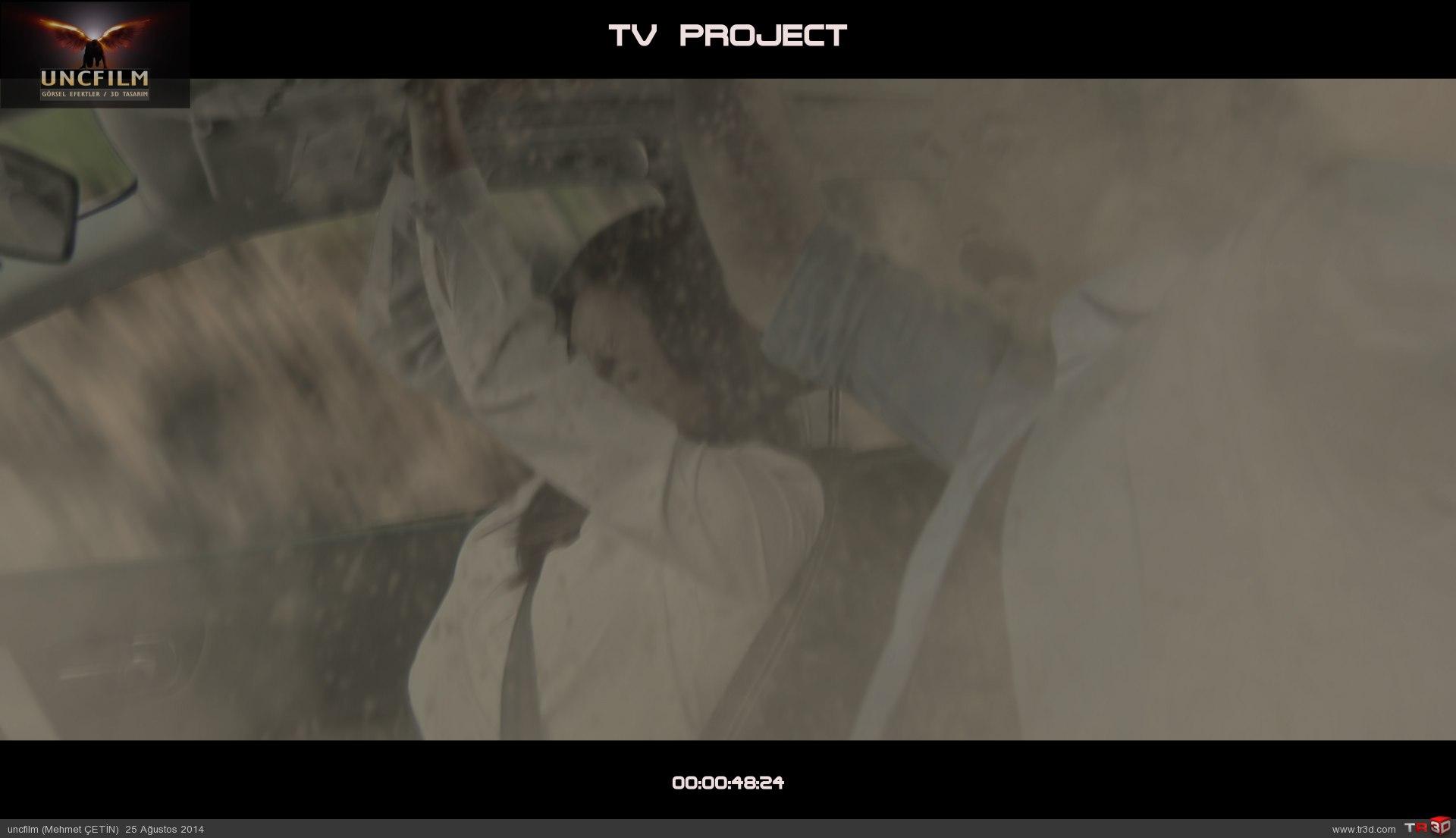 Tv produksiyon, kaza sahnesi 2