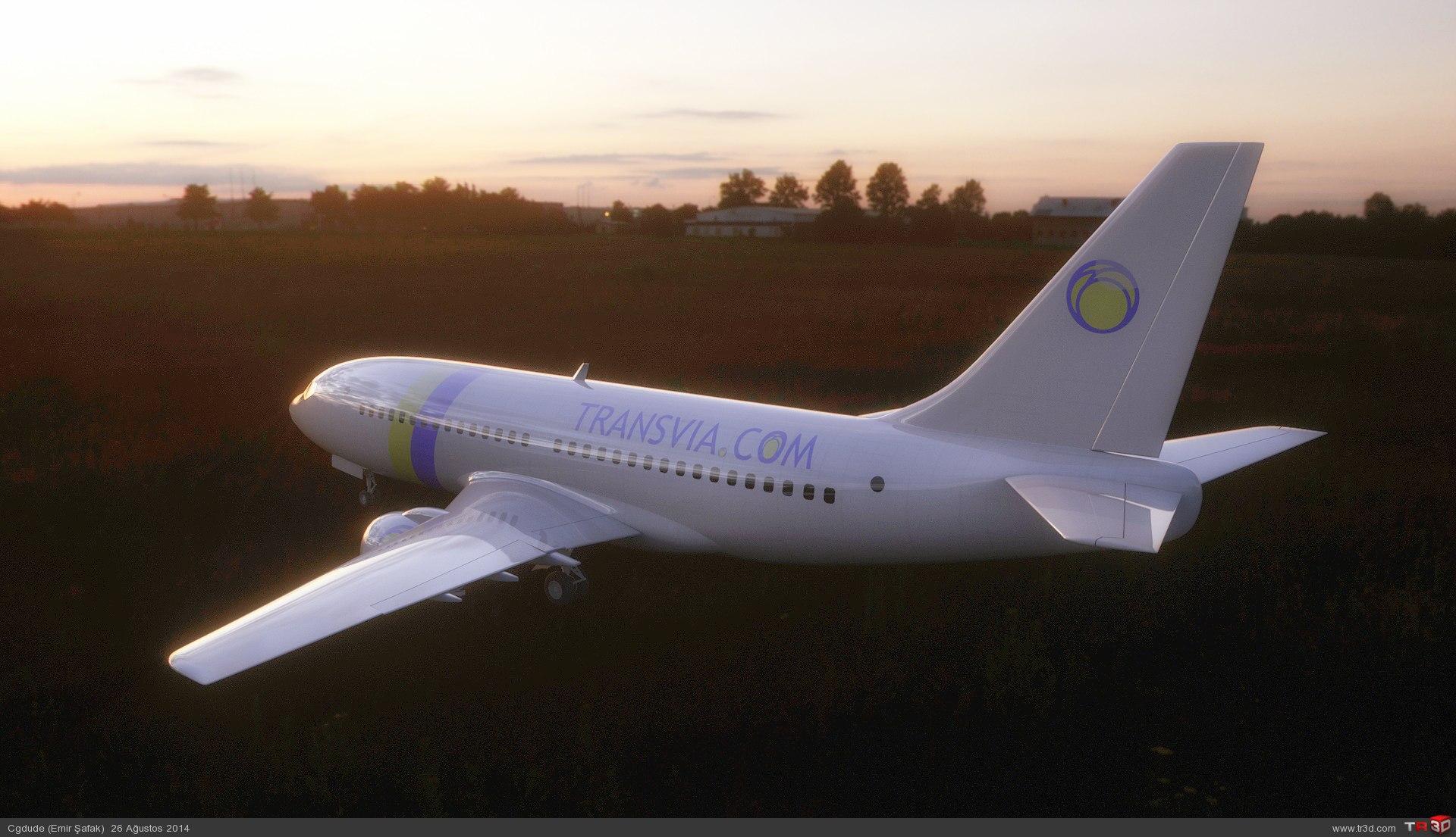 Boeing 737 2