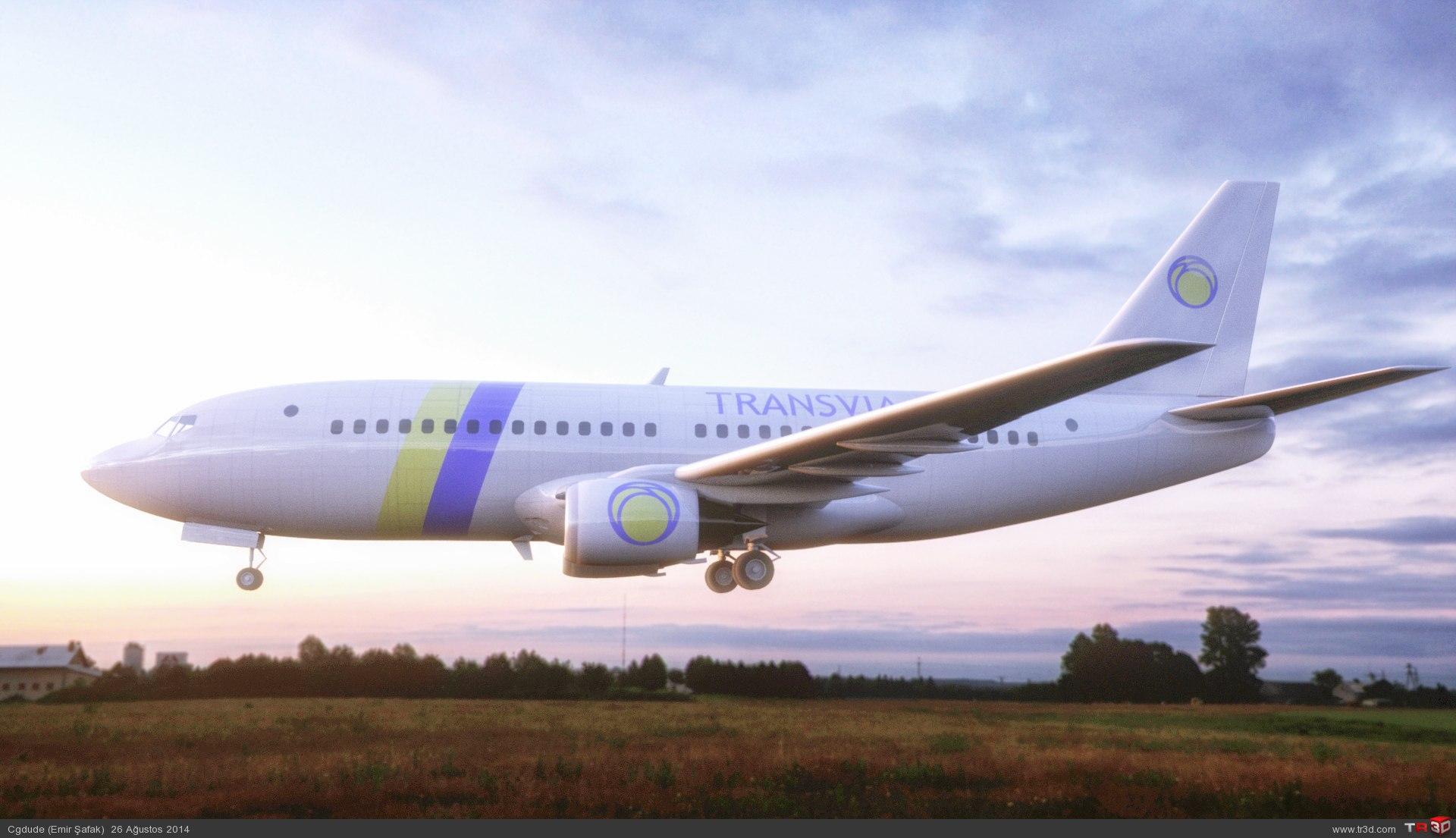Boeing 737 4