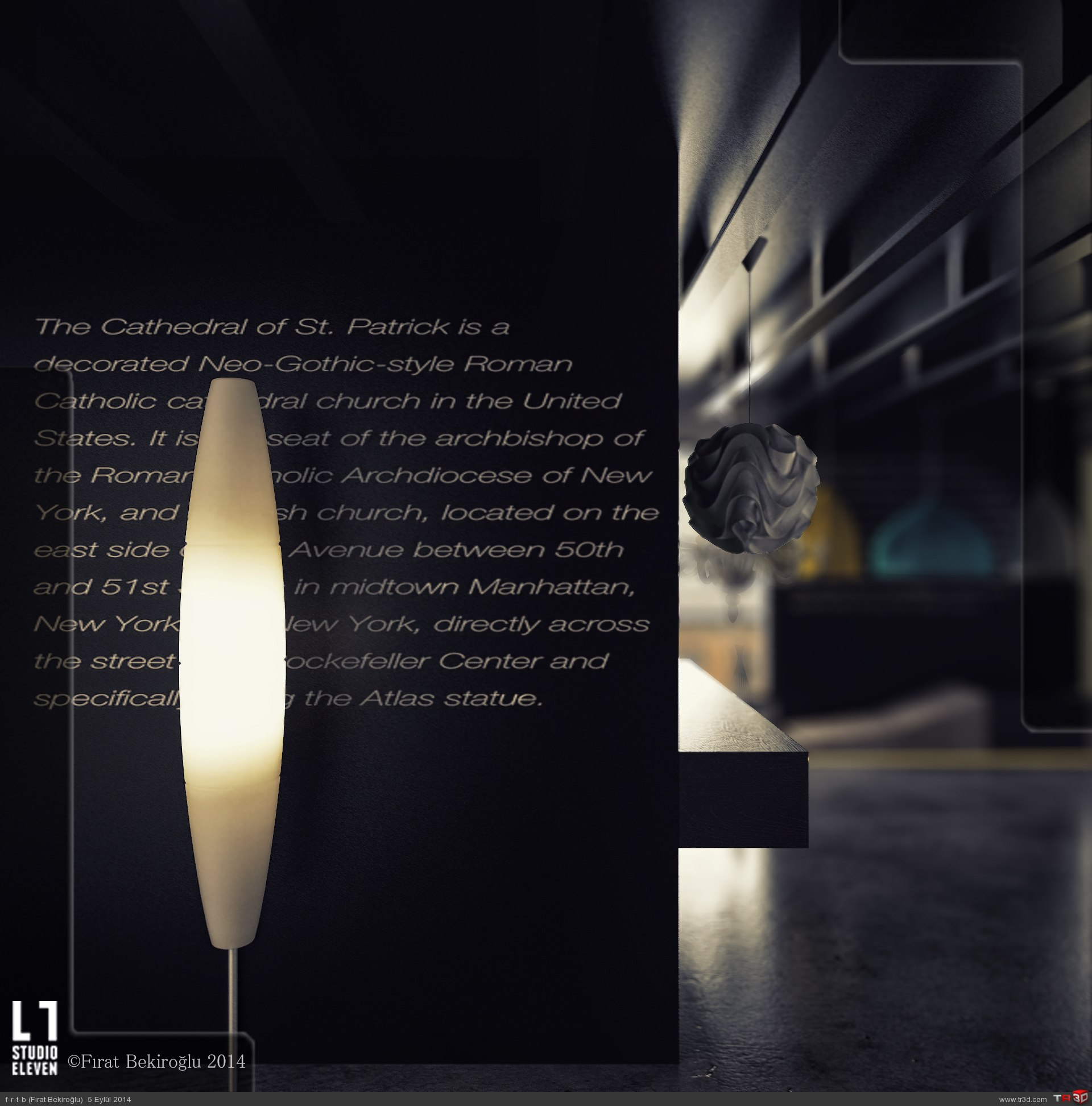 Aydınlatma Mağaza Tasarımı 3