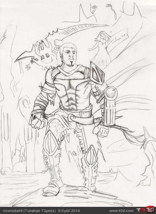 Dark Warrior 1