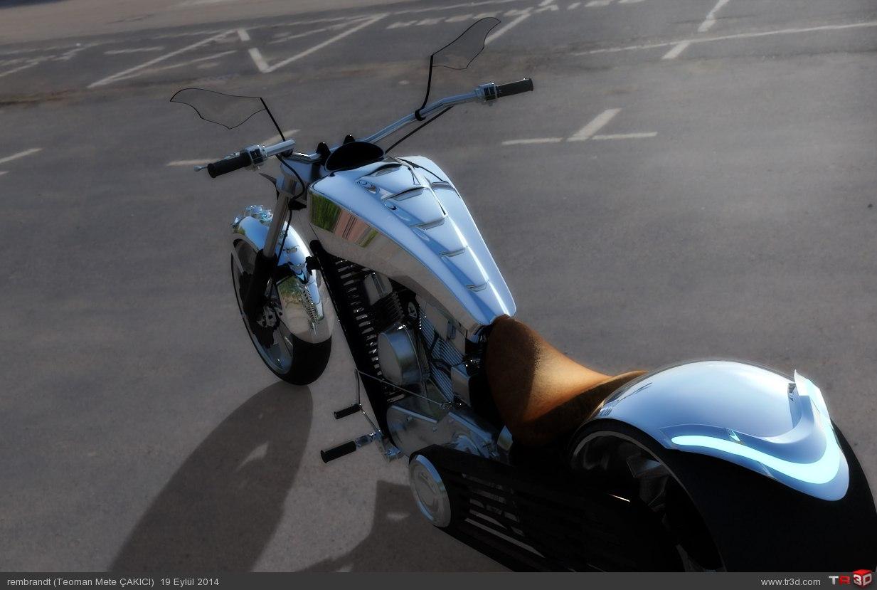 Dragon Chopper 1