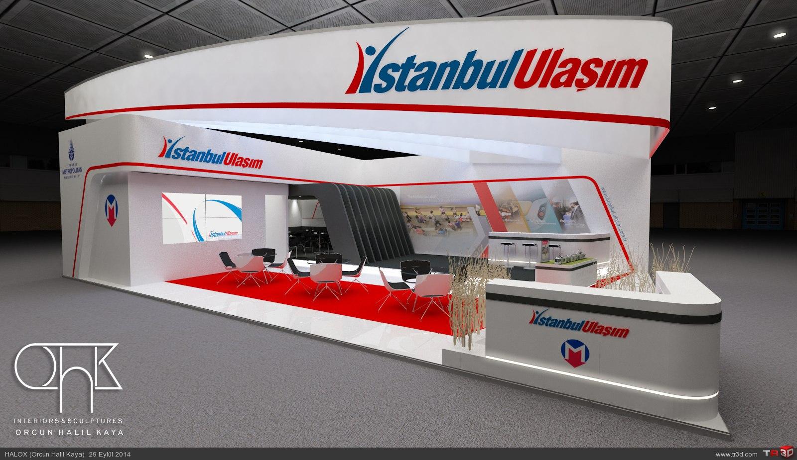 Istanbul Ulasim-Innotrans 2014 BERLIN