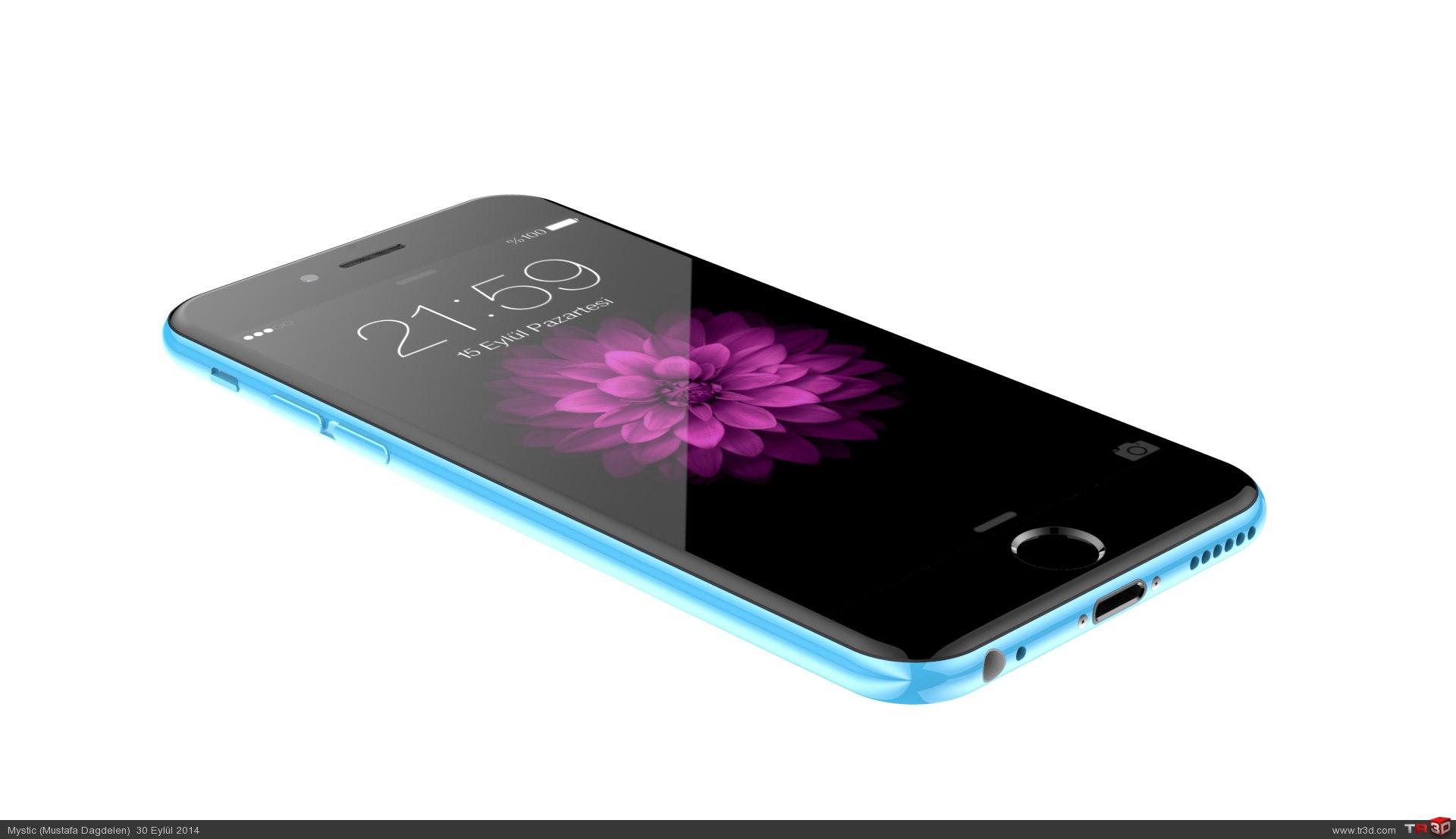 Apple iPhone 6C & iPhone 6C Plus and Lite Konsept