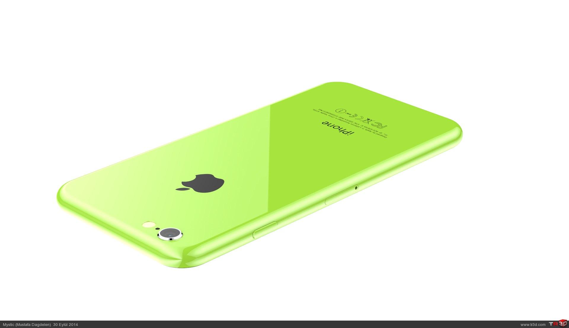 Apple iPhone 6C & iPhone 6C Plus and Lite Konsept 2