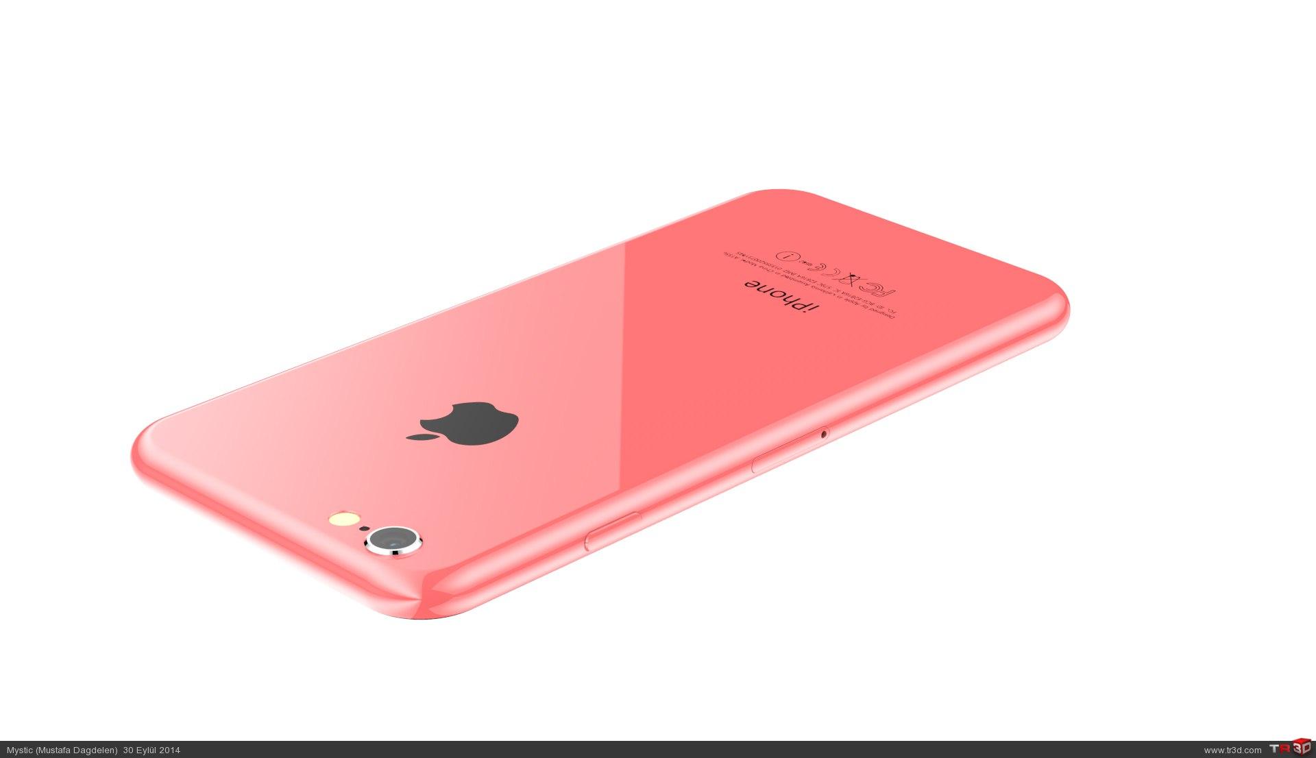 Apple iPhone 6C & iPhone 6C Plus and Lite Konsept 3