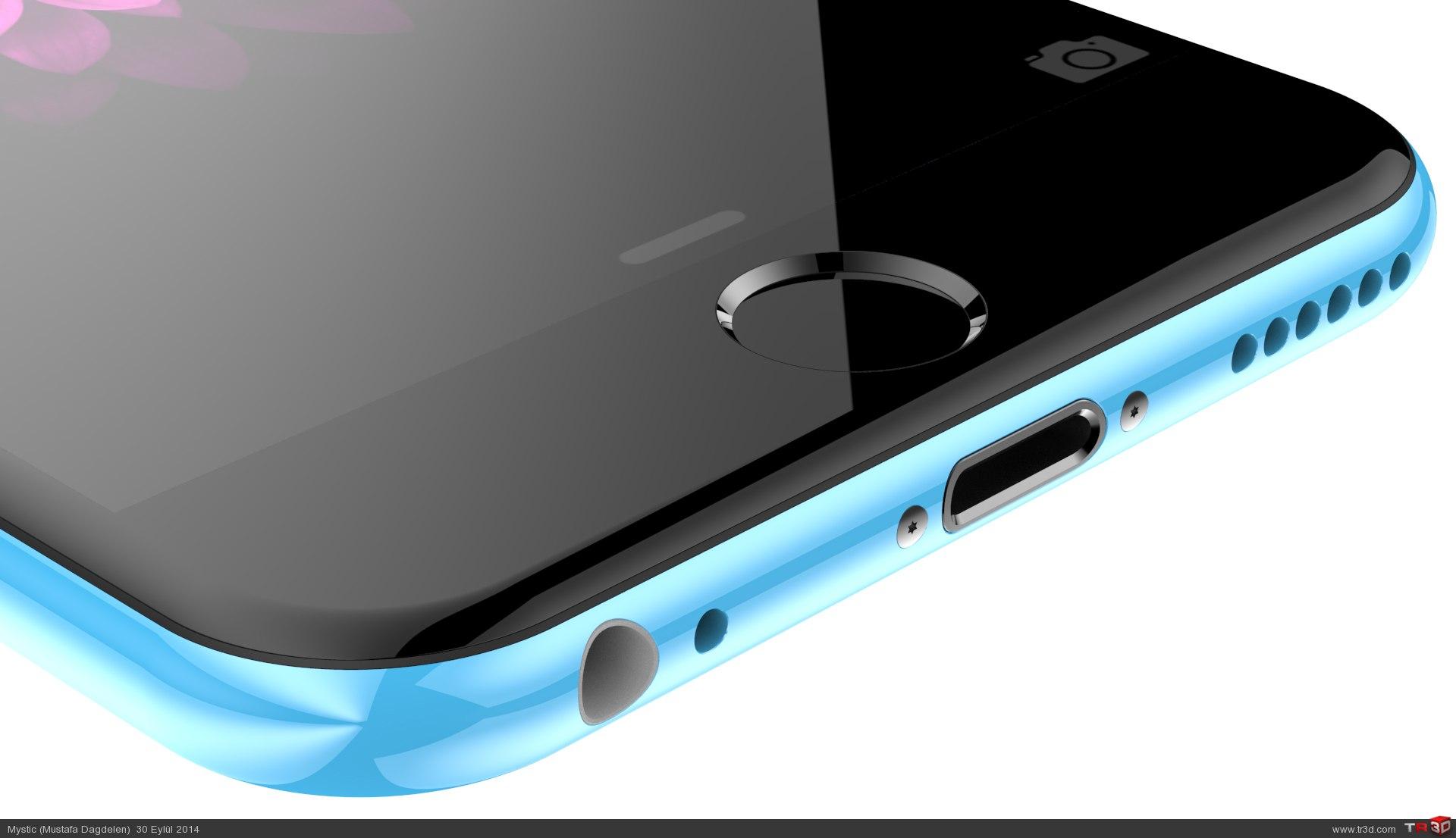 Apple iPhone 6C & iPhone 6C Plus and Lite Konsept 5