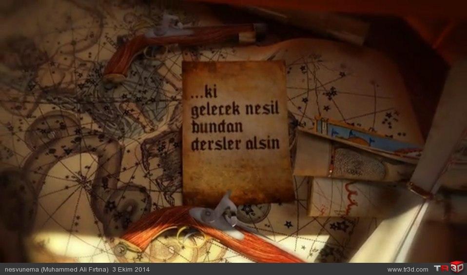 Barbaros Hayreddin Paşa - Jenerik 2