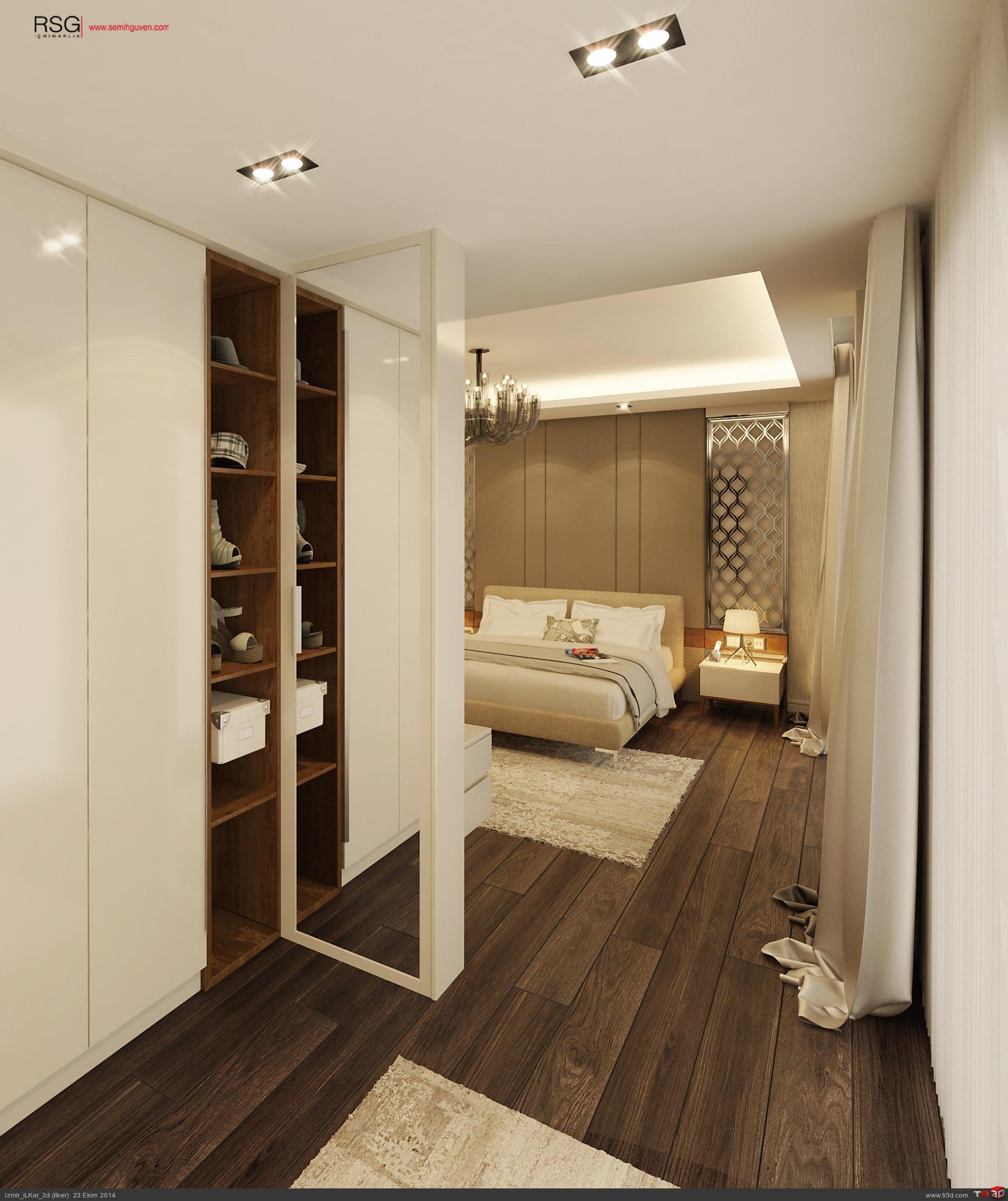Mutfak & Yatak Odası & Banyo 4