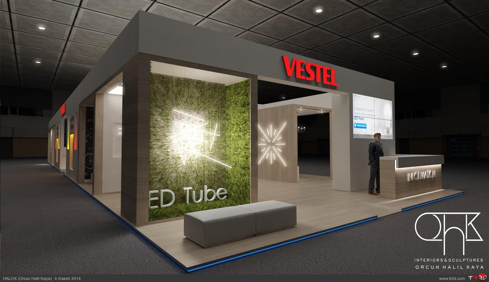 VESTEL - Led&Led Lighting 2014
