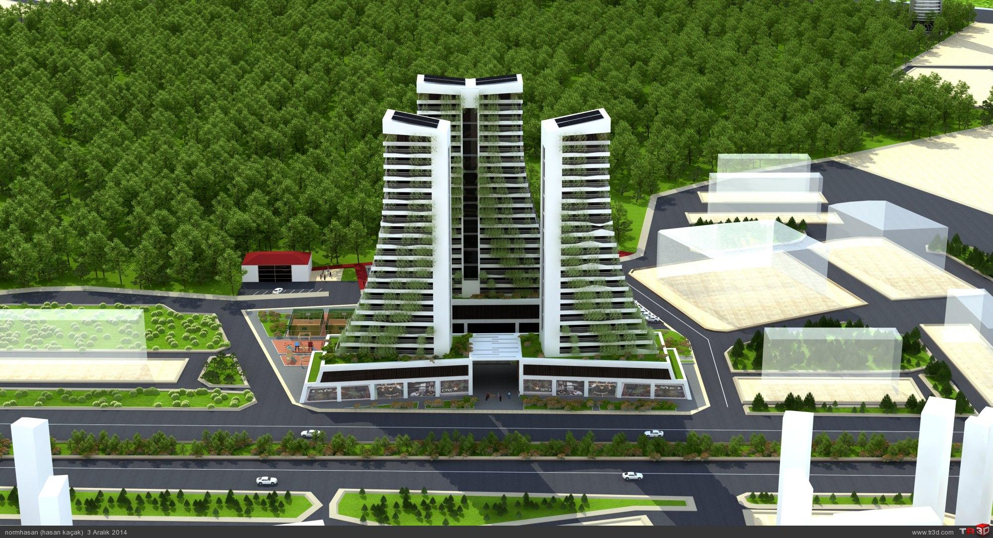 Green towers residance 2
