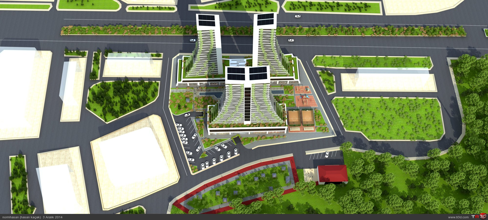 Green towers residance 6