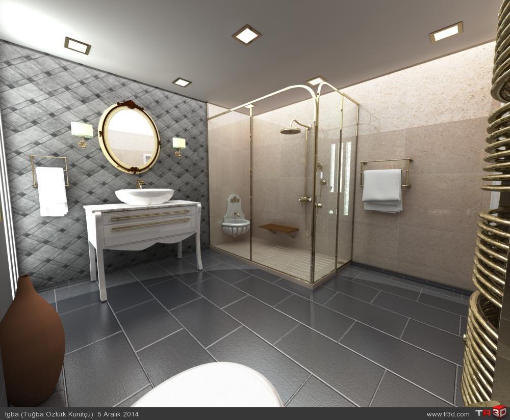 Banyo klasik 1