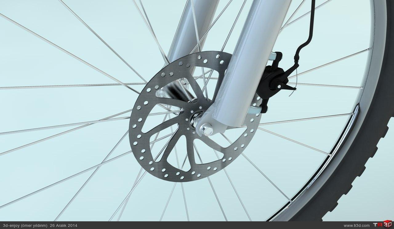 Dağ bisikleti 1