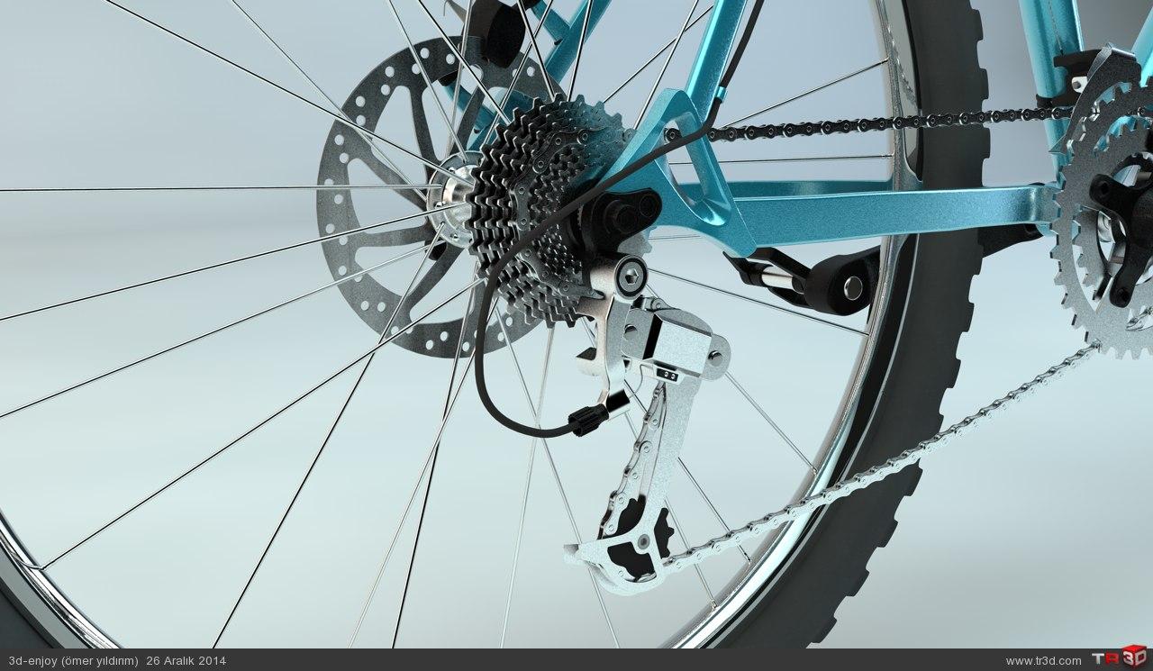 Dağ bisikleti 2