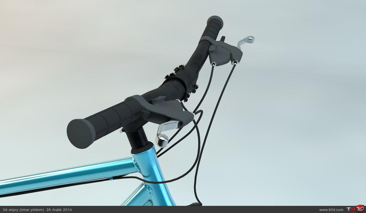 Dağ bisikleti 3