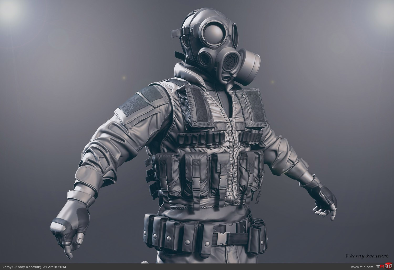 Paralel Universe Soldier 1