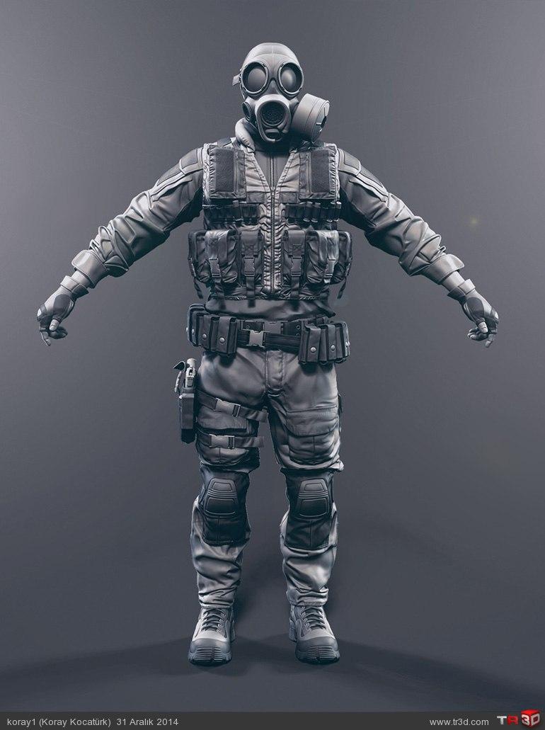 Paralel Universe Soldier 1 3