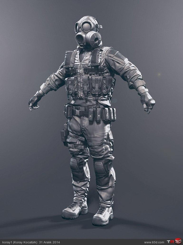 Paralel Universe Soldier 1 4