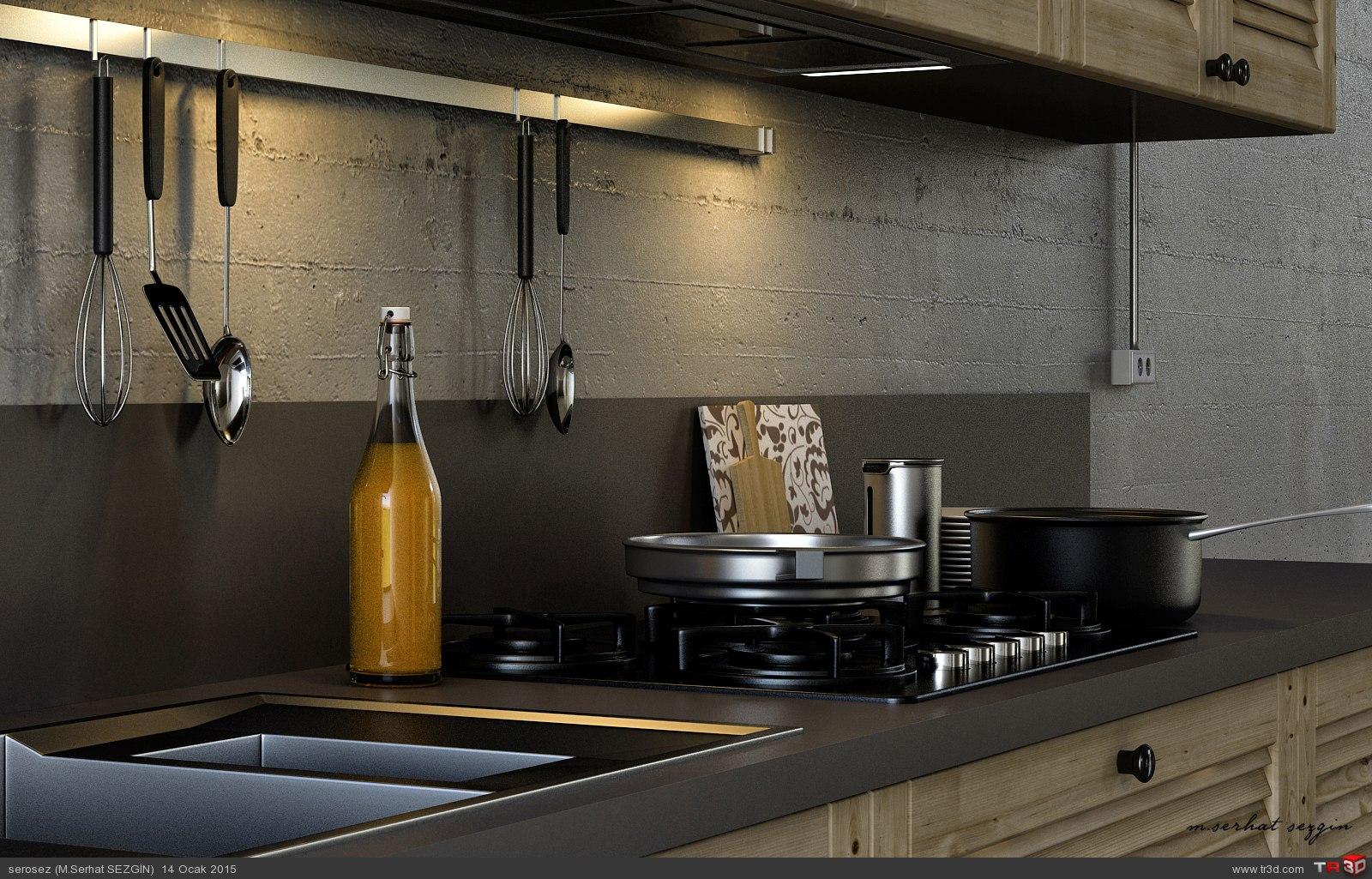 KitchenLINE -Devam 1