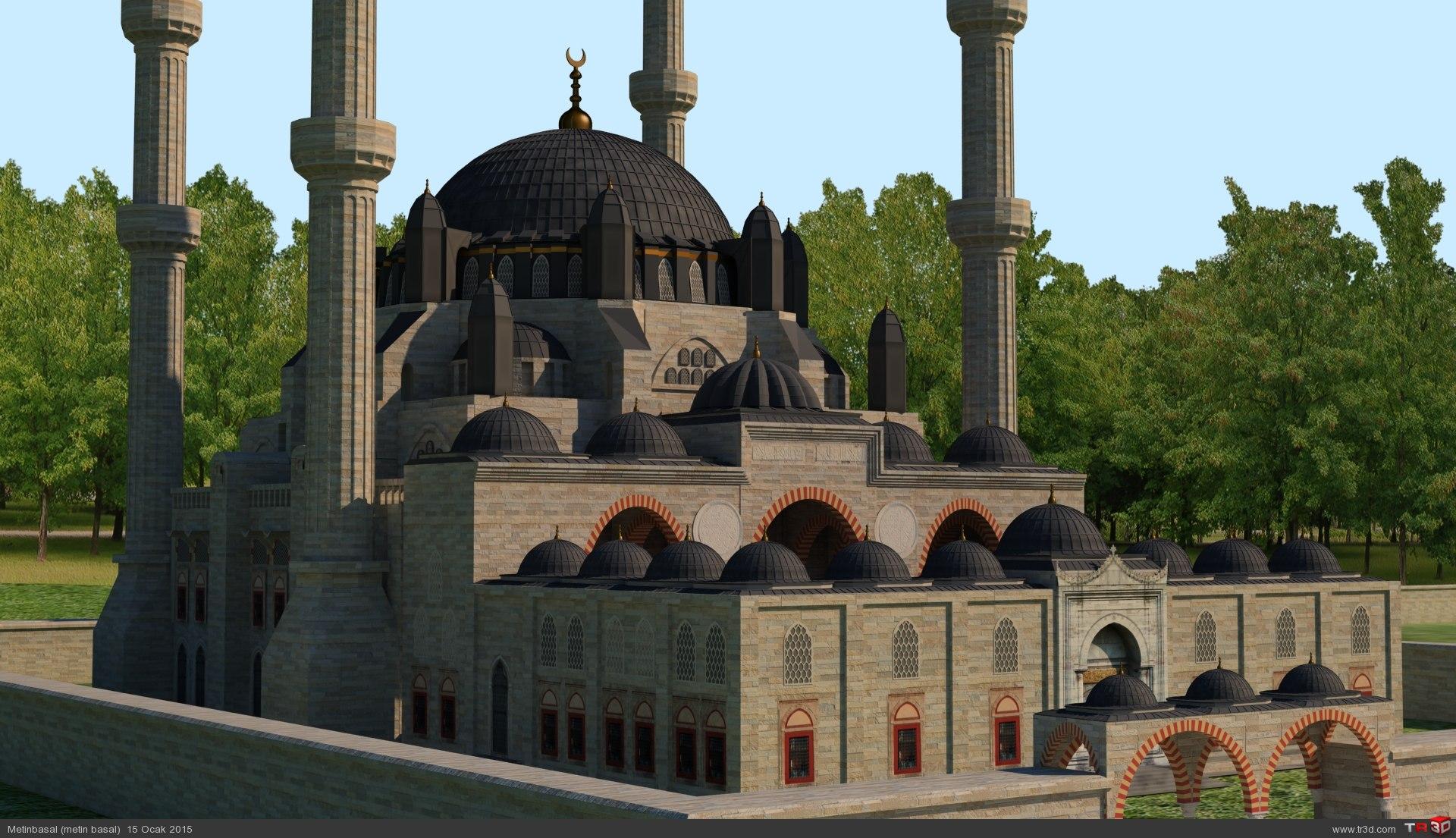 Mimar Sinan - Edirne Selimiye Camii