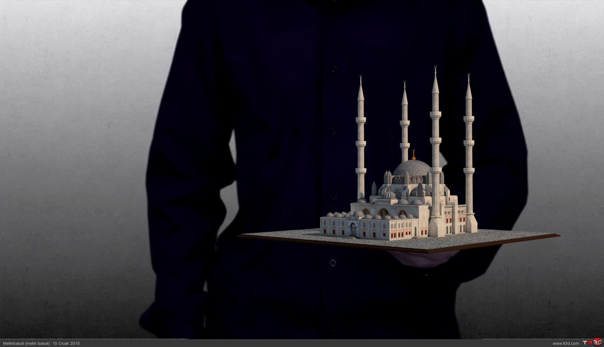 Mimar Sinan - Edirne Selimiye Camii 1