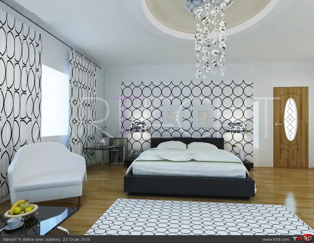villa dekorasyonu 1