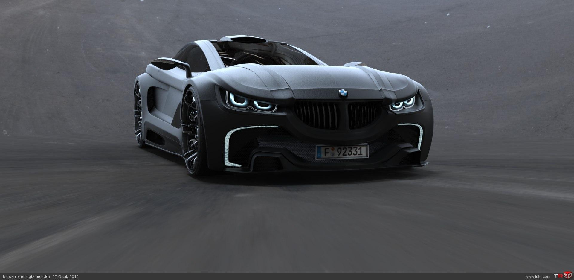 BMW M9  5