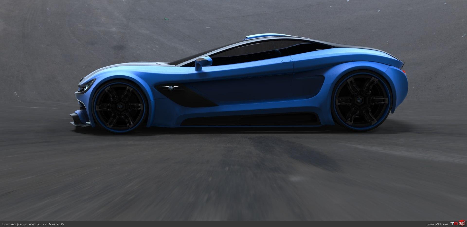 BMW M9  6