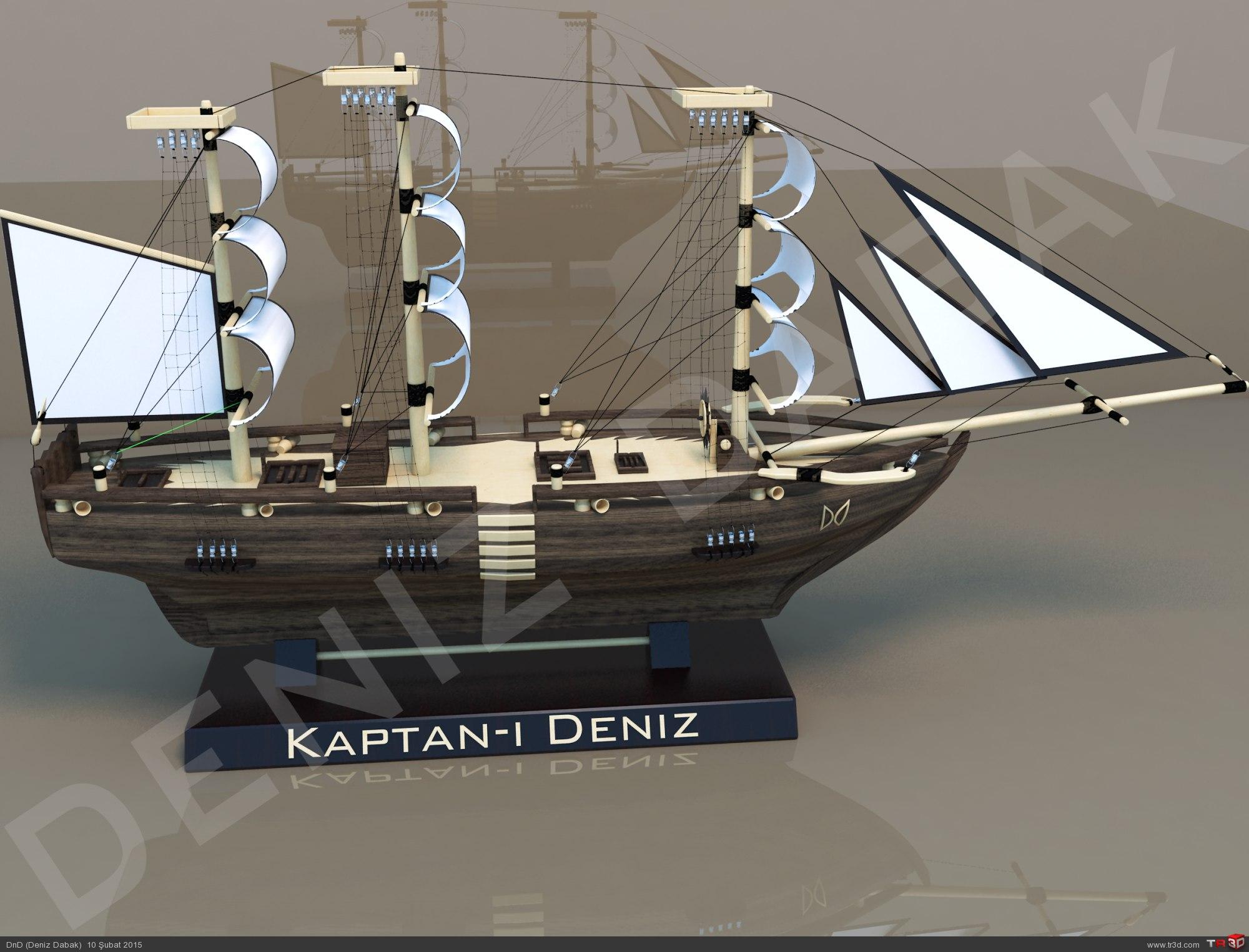 Kaptan_ı Deniz