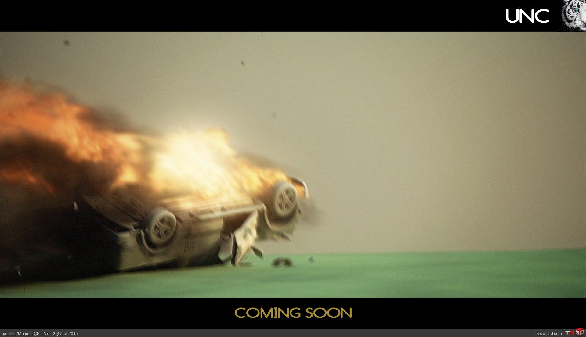 İnternal / VFX Project 5