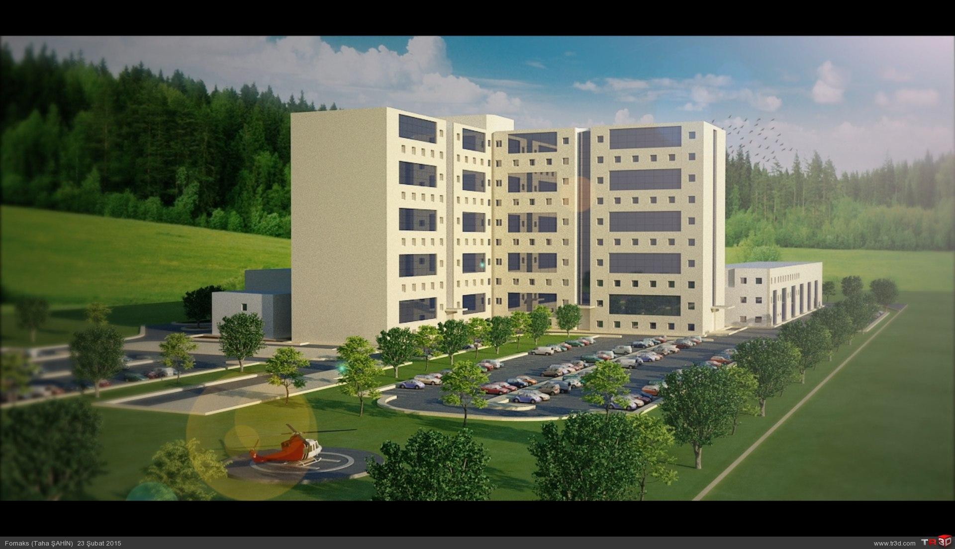 Hatkon Yapı Libya Hastanesi