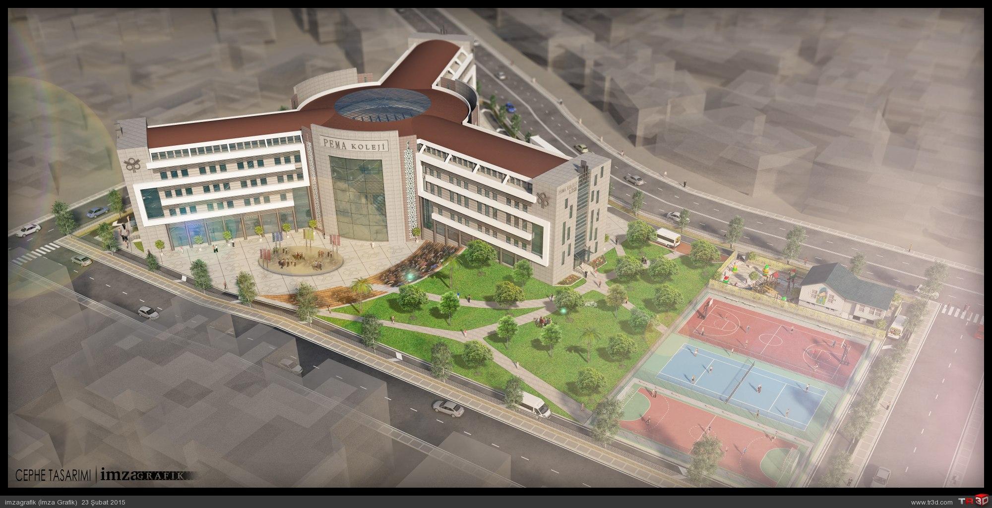 Konya Pema Koleji 3