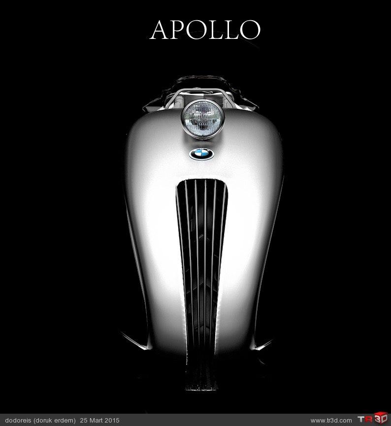 BMW APOLLO STREAMLINER