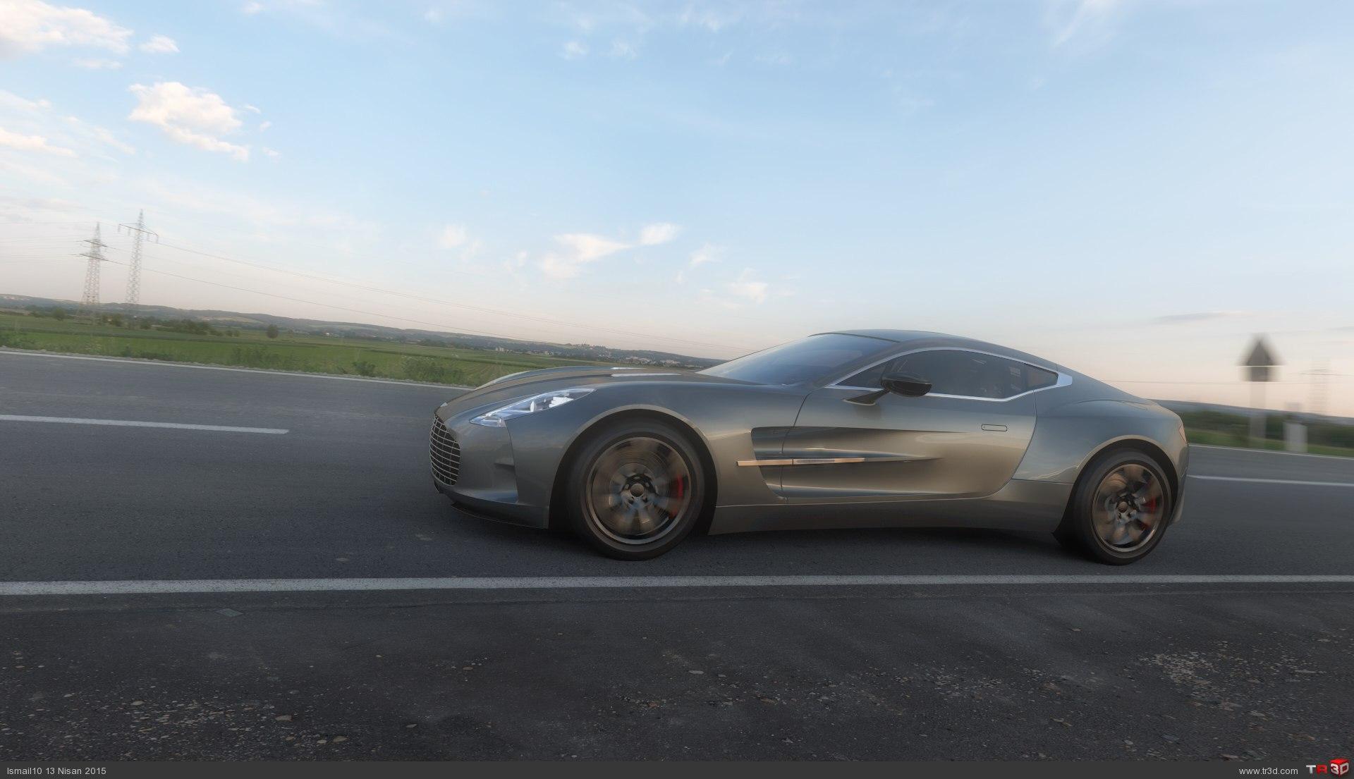 Aston Martin 0ne 77 1