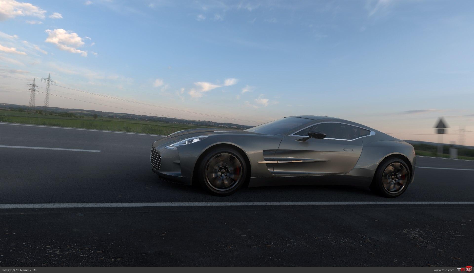 Aston Martin 0ne 77 2