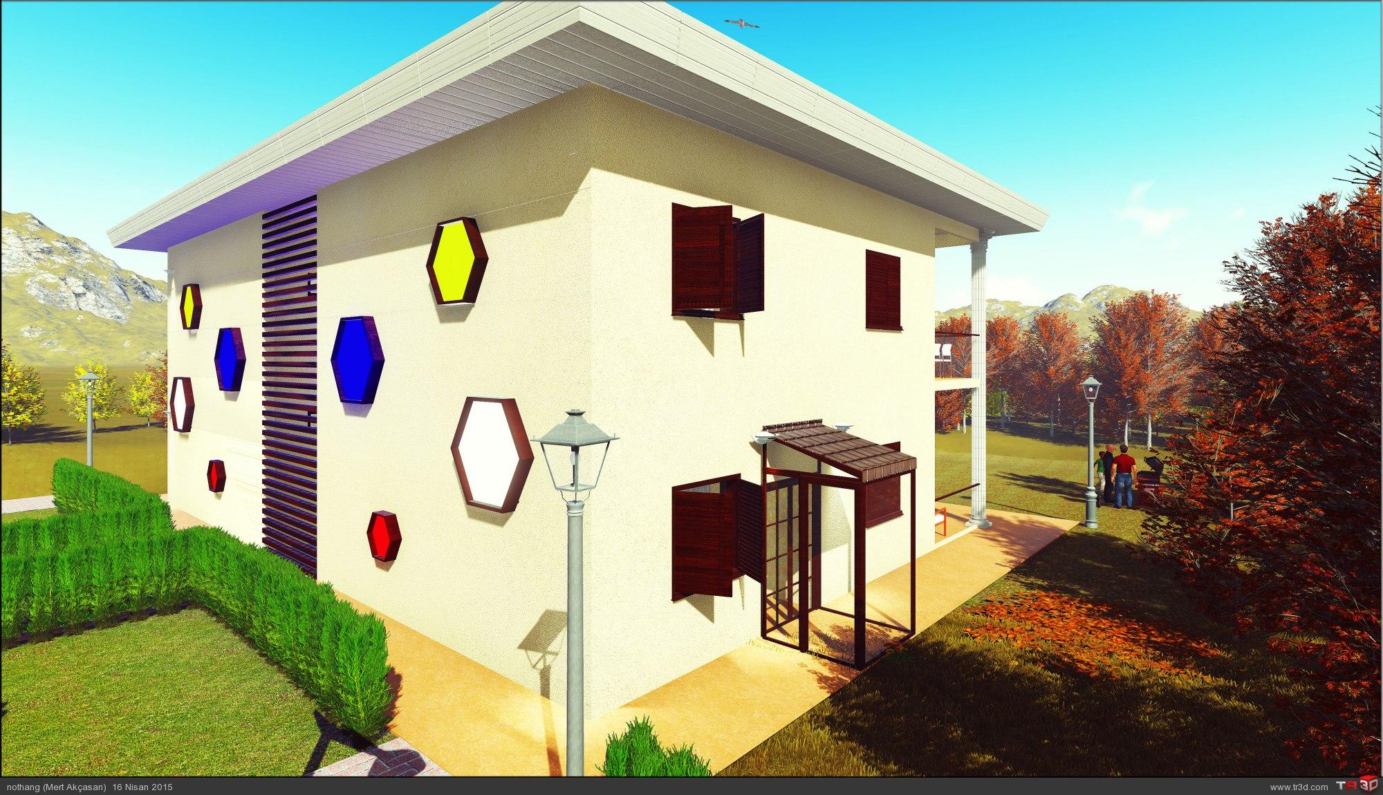 Villa Projesi 2