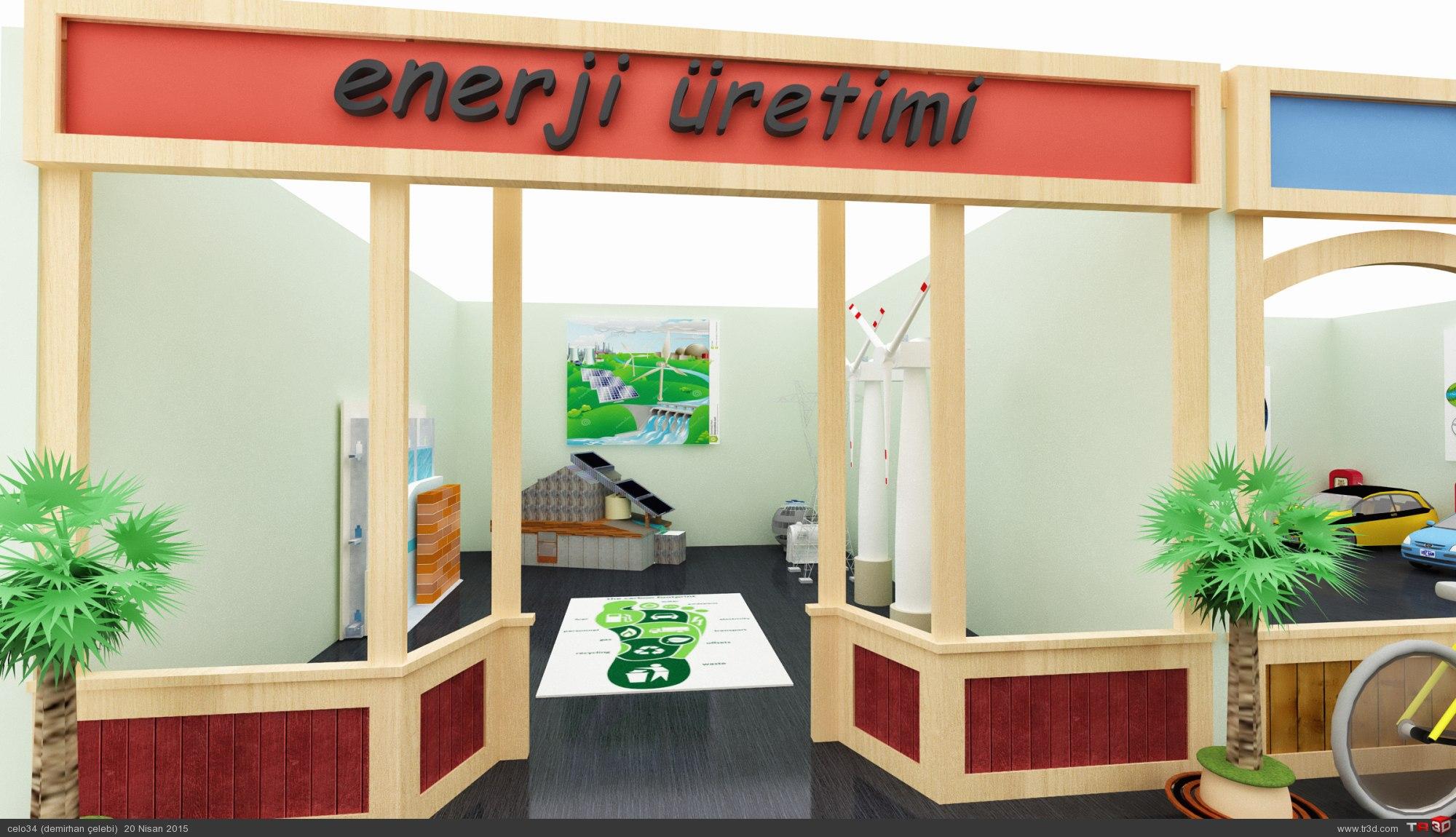 Ankara Çocuk Müzesi 4 Yaşında 20