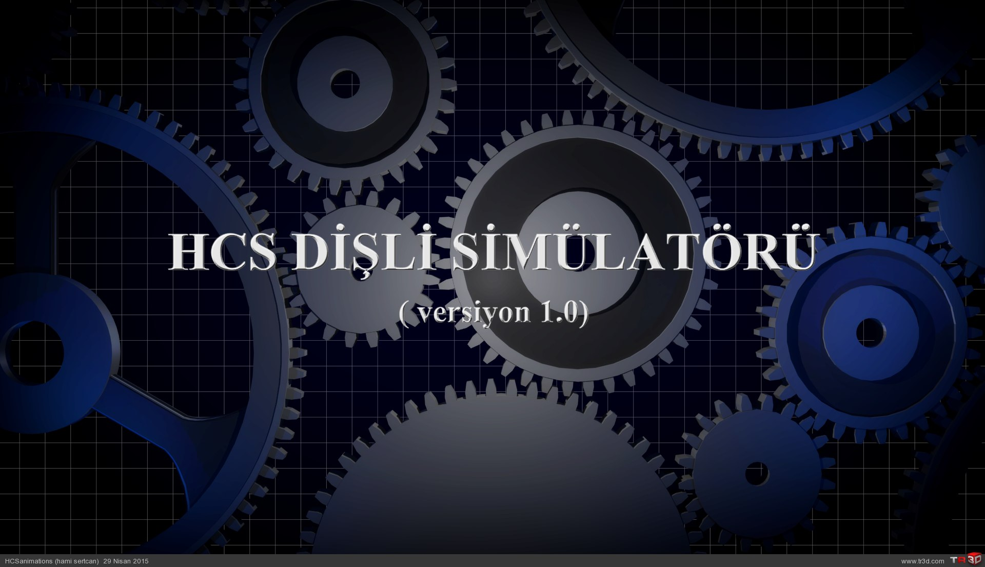 HCS Dişli Simülatörü