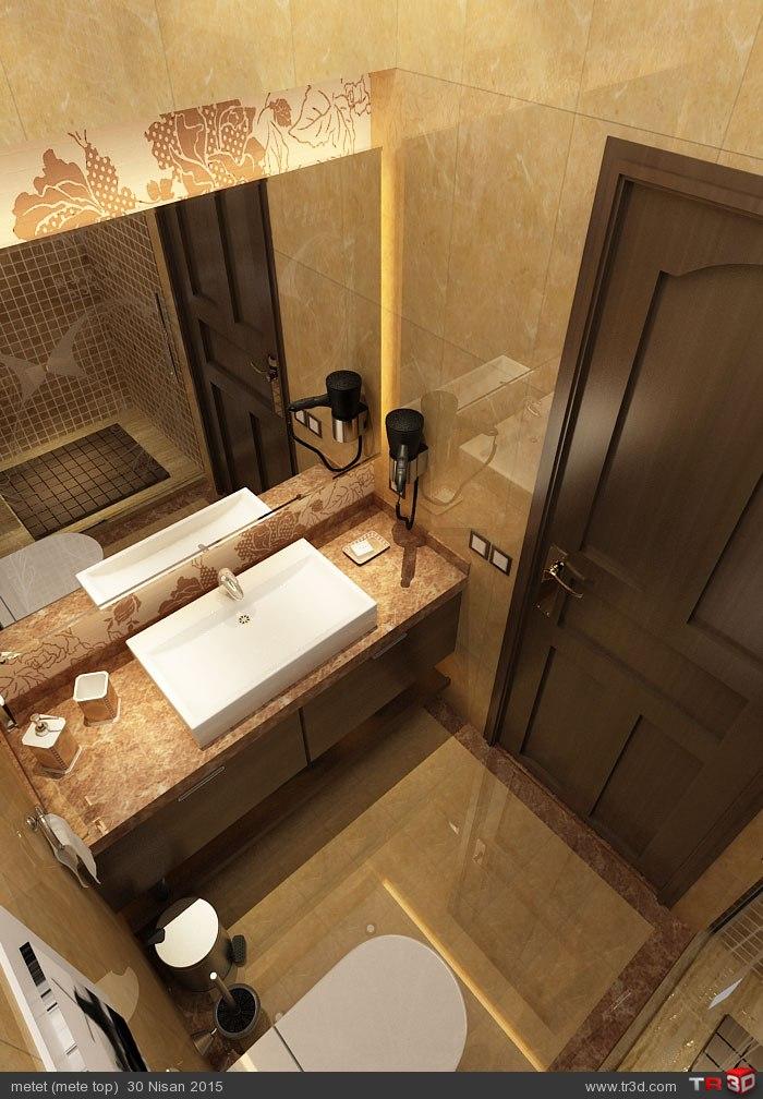 Banyo Kesit 3
