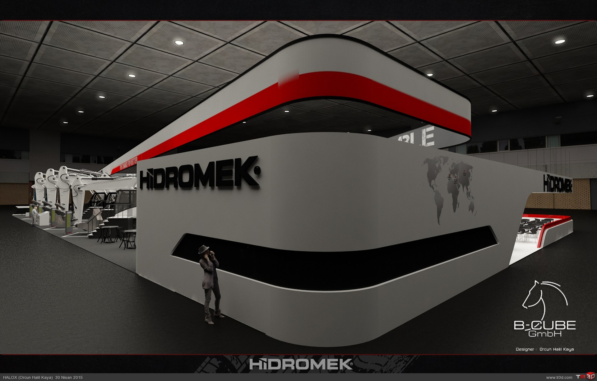 HIDROMEK-INTERMAT 2015 3