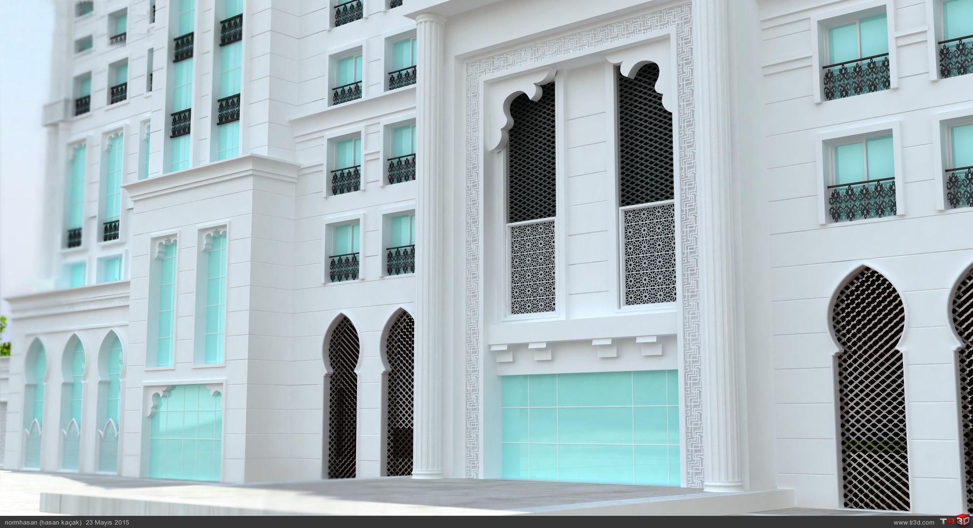 Emirates Arabic Kuvait 2