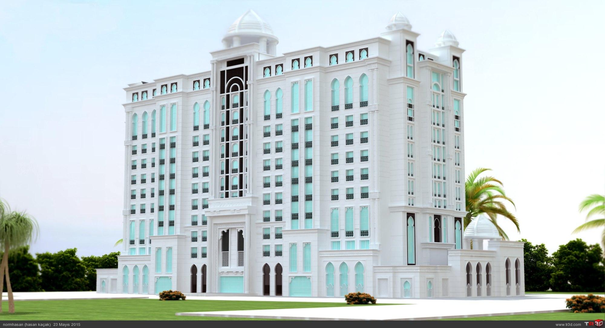 Emirates Arabic Kuvait 3