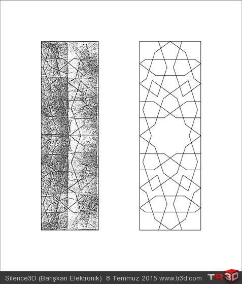 Tashkent Scroll Plate 1