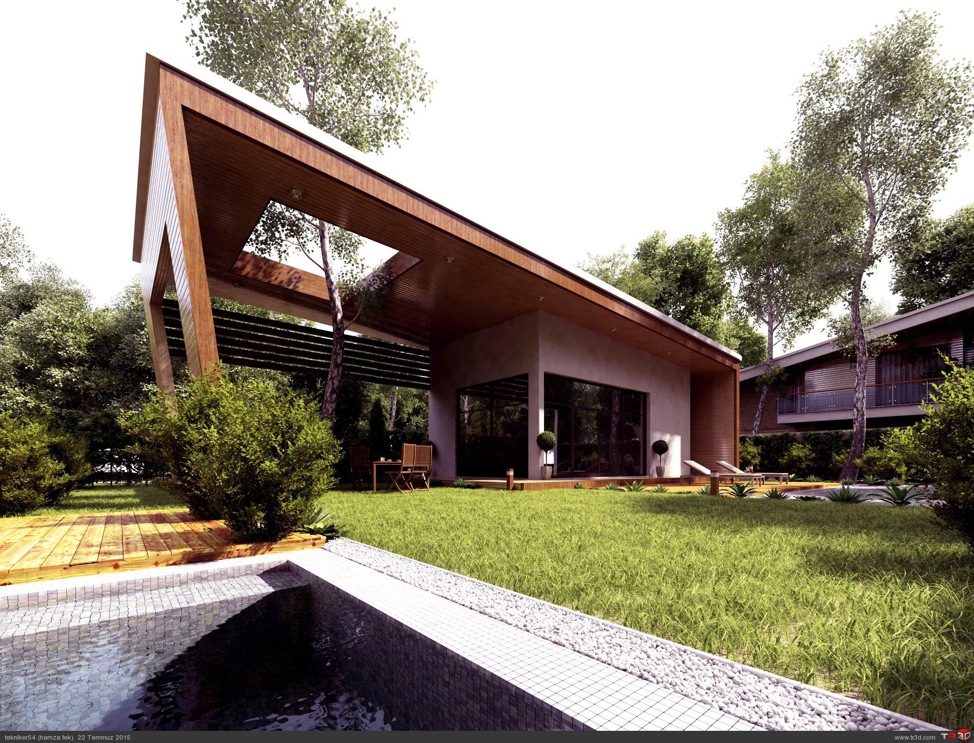 minimalist villa 2