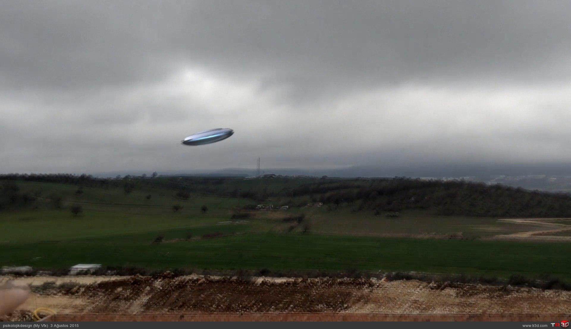Ufo Rising
