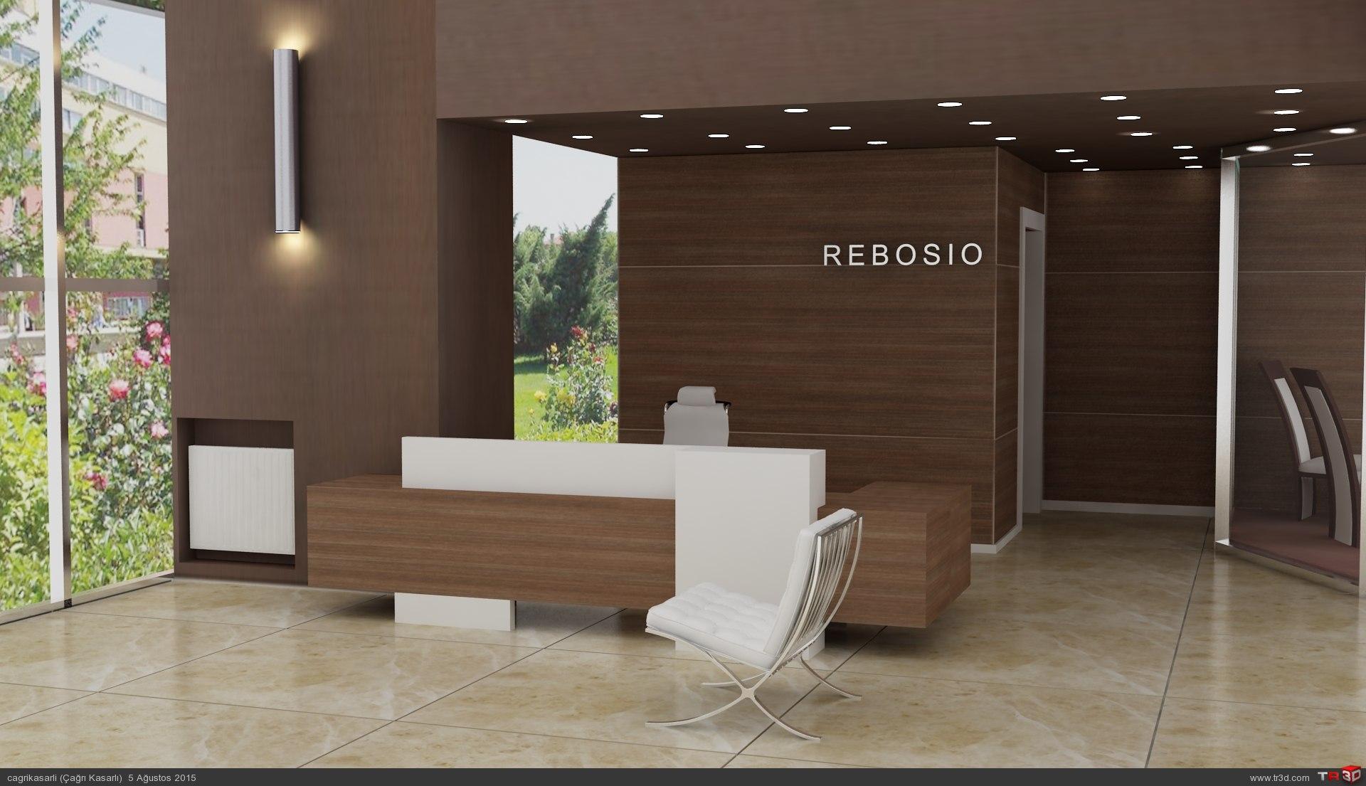 REBOSIO banko çalışması