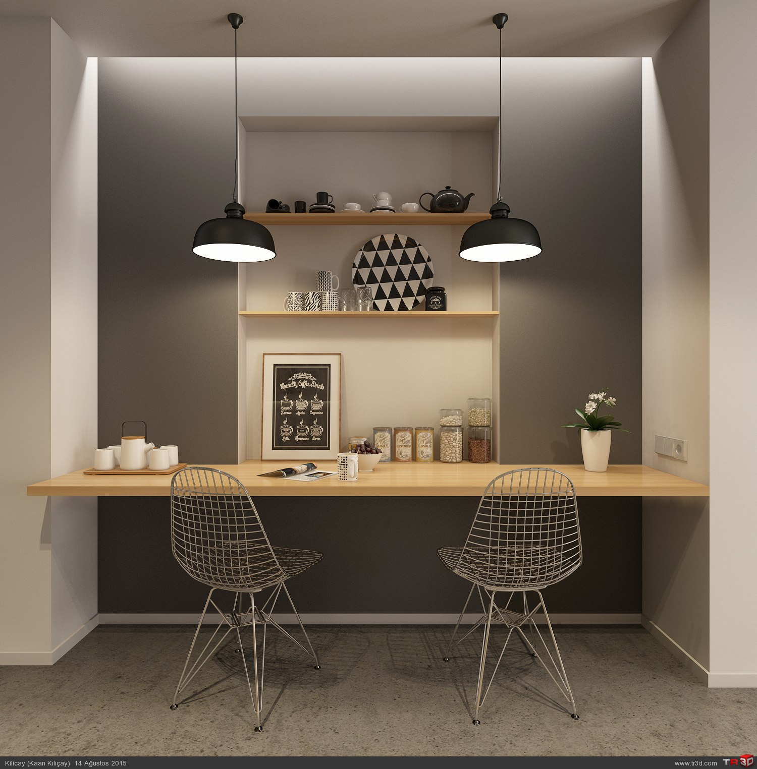 Kitchen - CGI 2