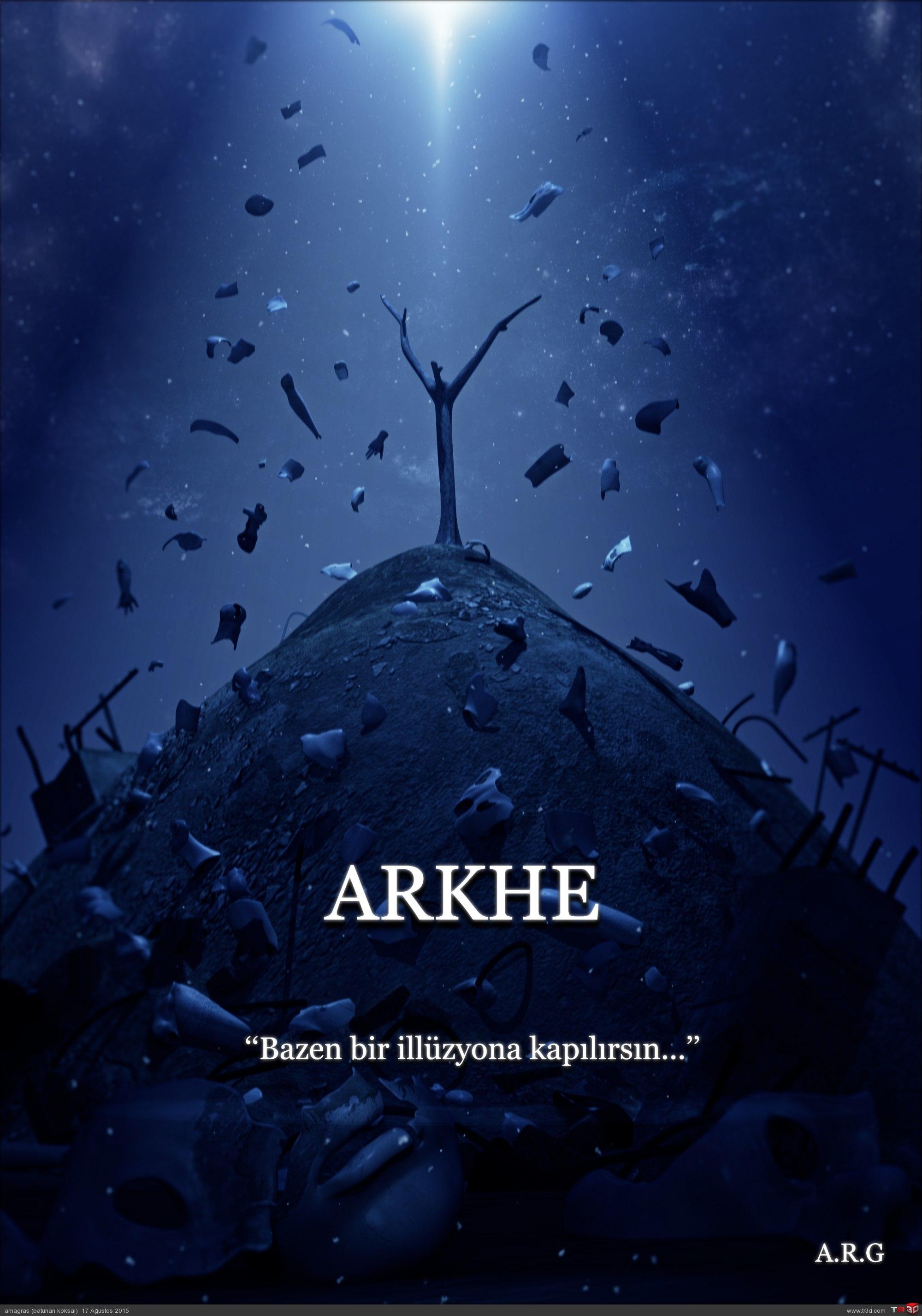 ``ARKHE`` Kısa Animasyon