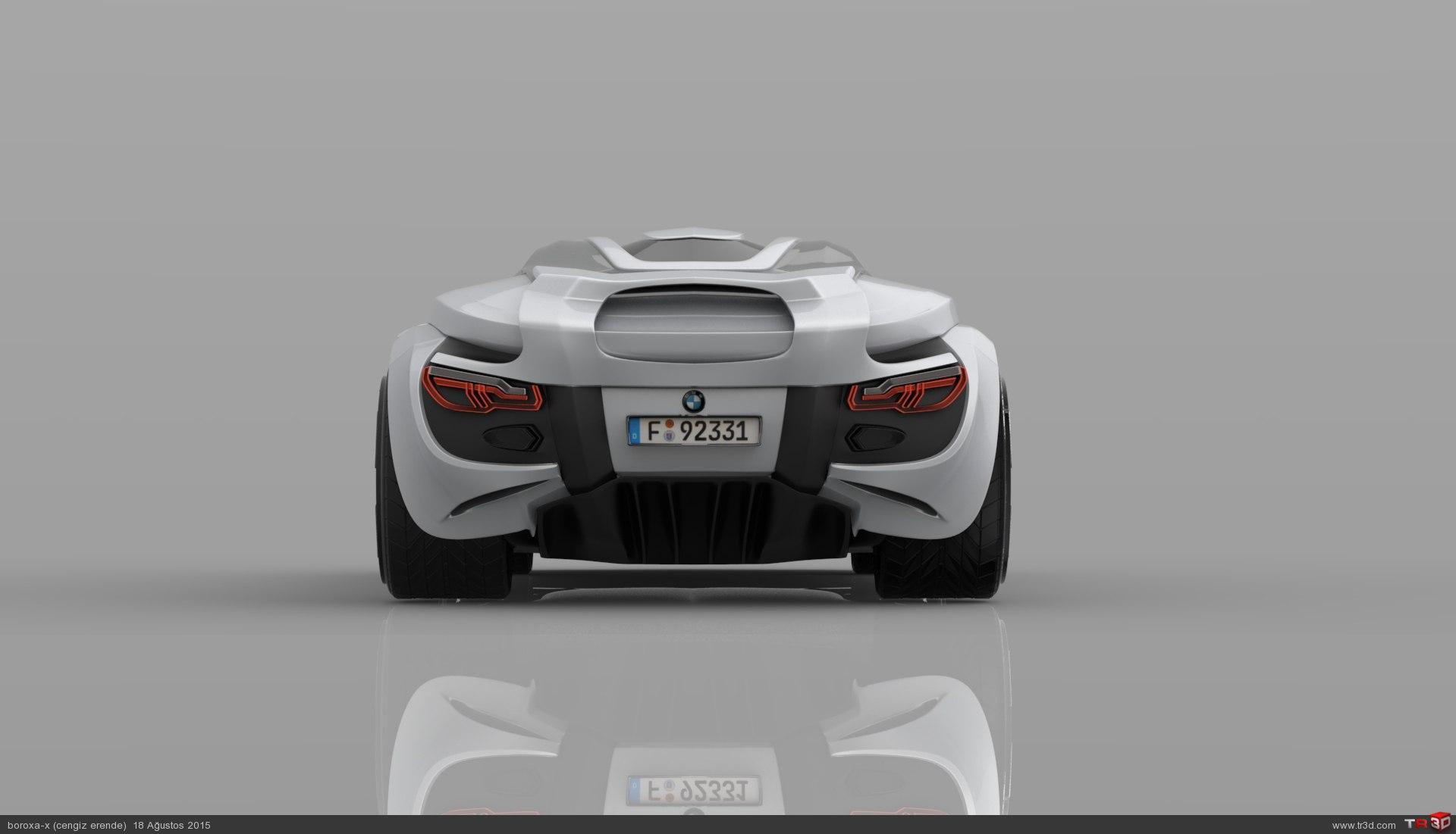 BMW M9R 2